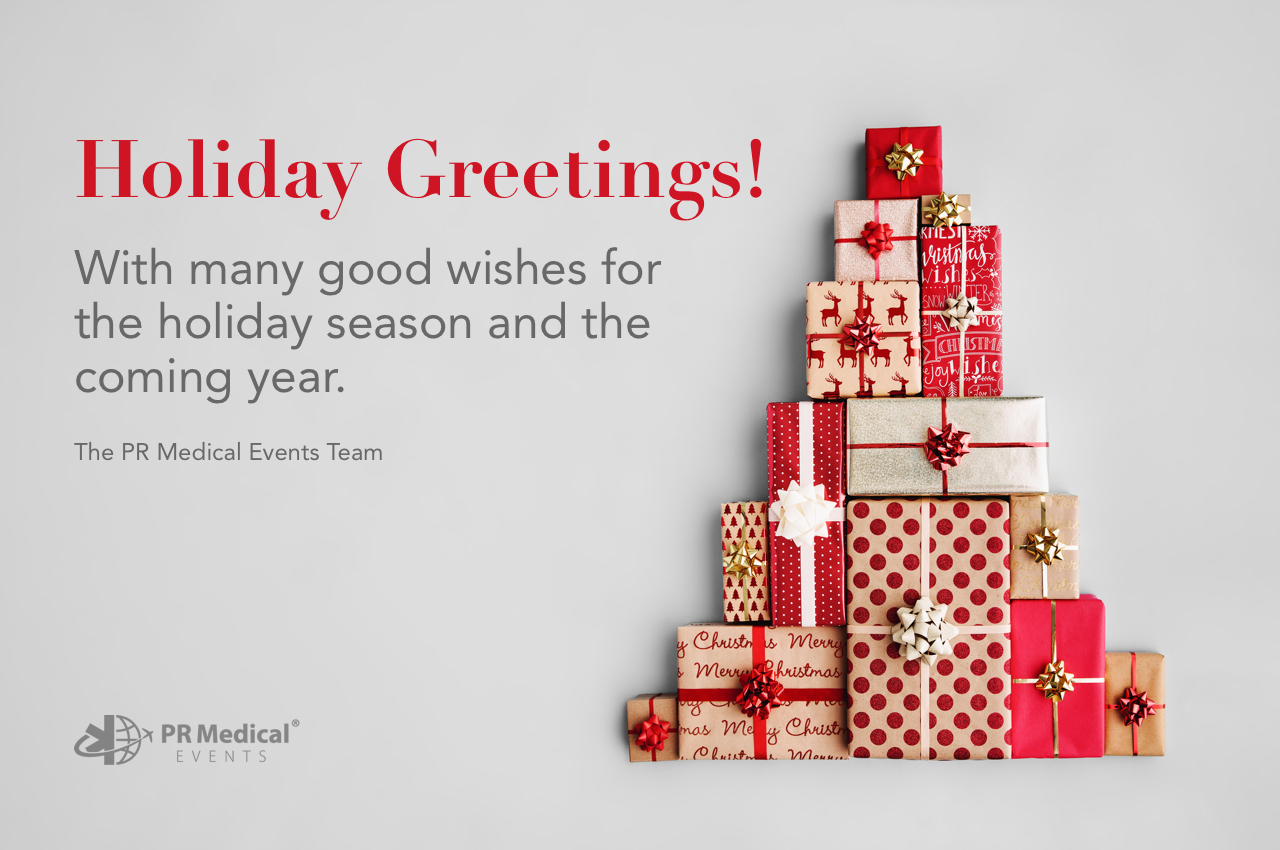 Holiday Greetings Pr Medical Events